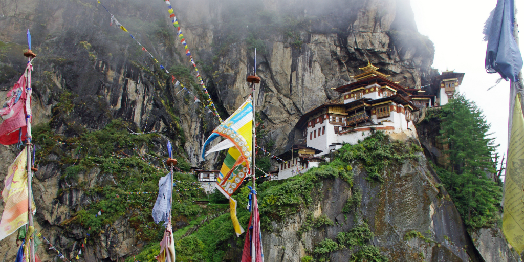 Bhutan is the only carbon negative country