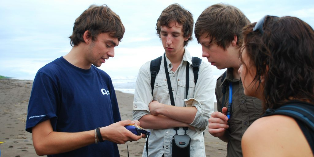Volunteering on conservation projects abroad will improve your career development.