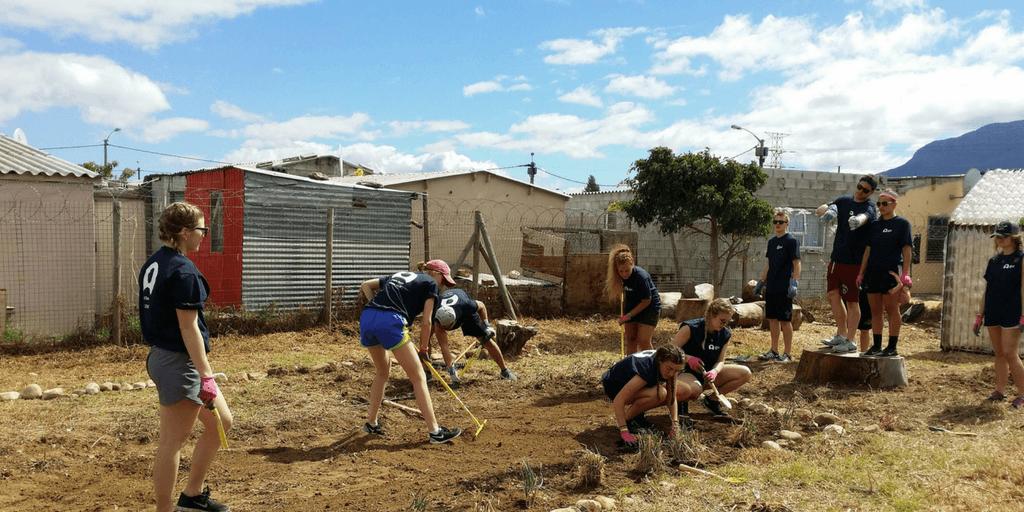 high school volunteer abroad south africa
