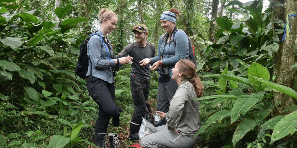 environmental volunteer opportunities for high school students in costa rica