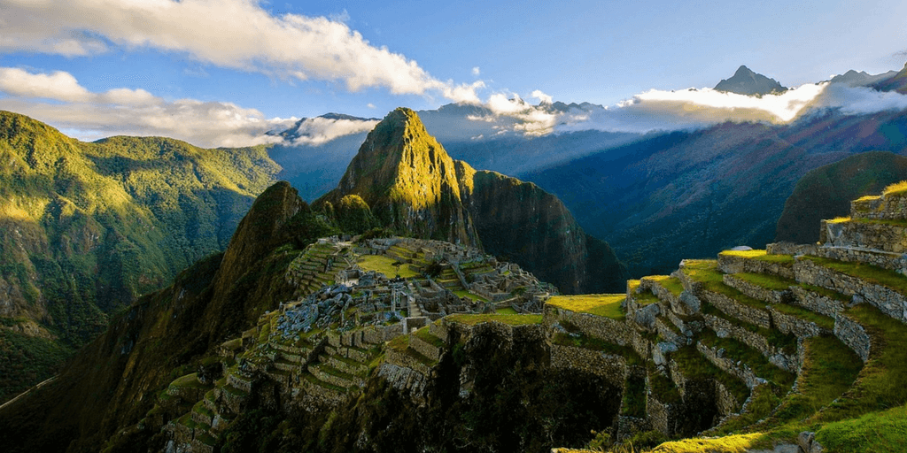 Trek the Inca Trail through the Andes mountains in Cusco Peru