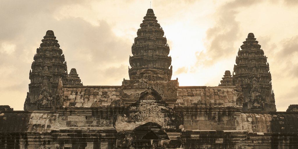 Explore the cambodia angkor wat temple complex