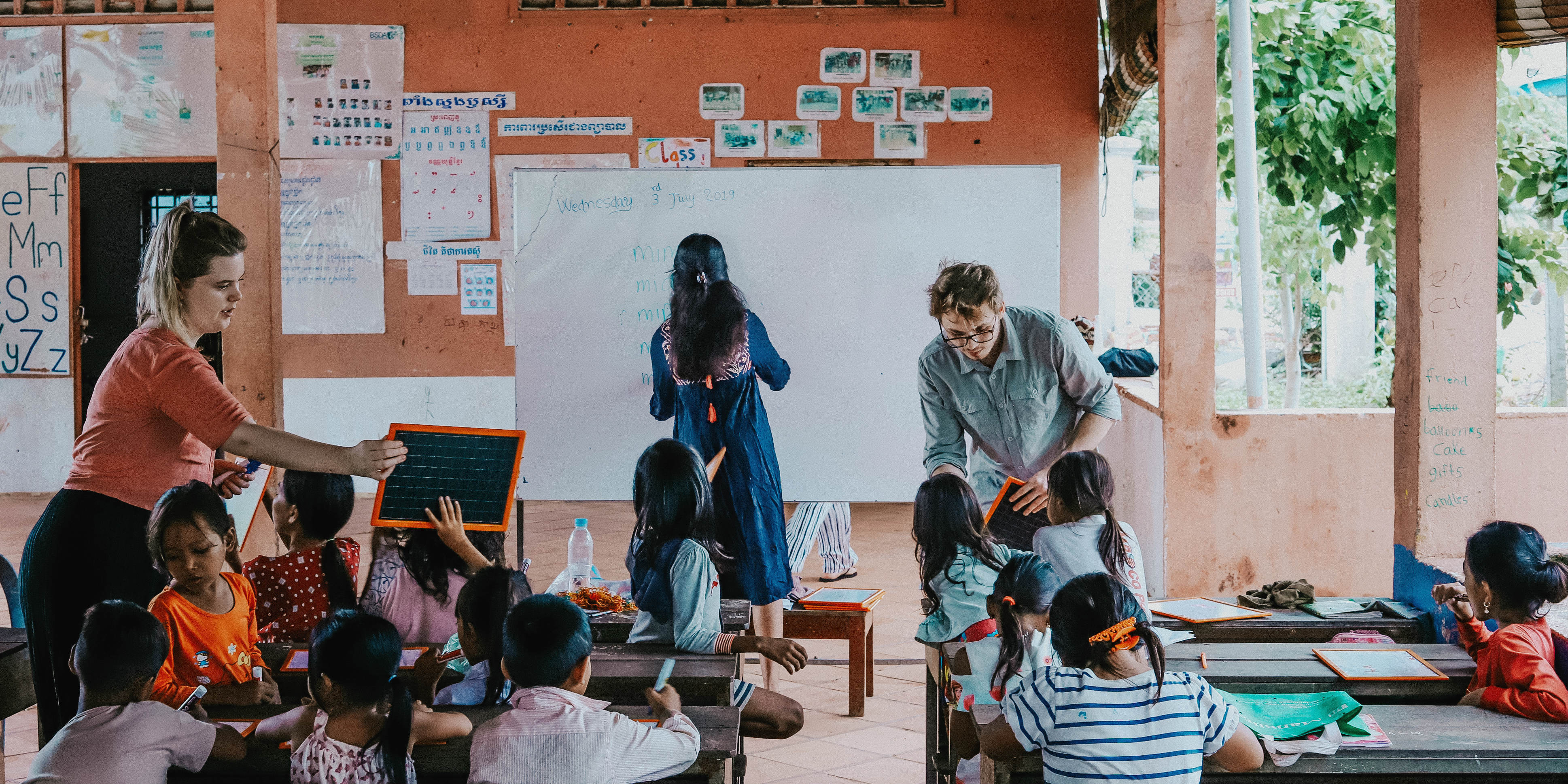 gap year teaching program