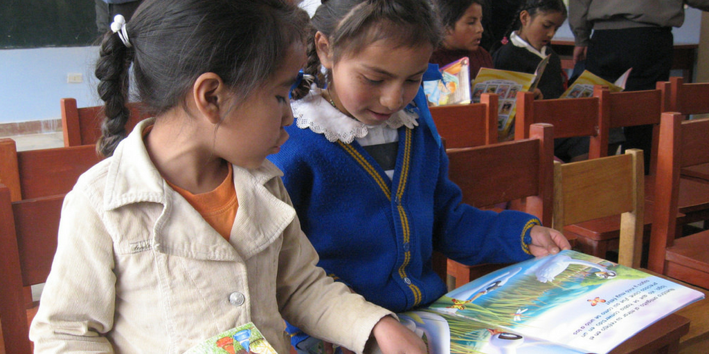 Increase Access To Education In Peru