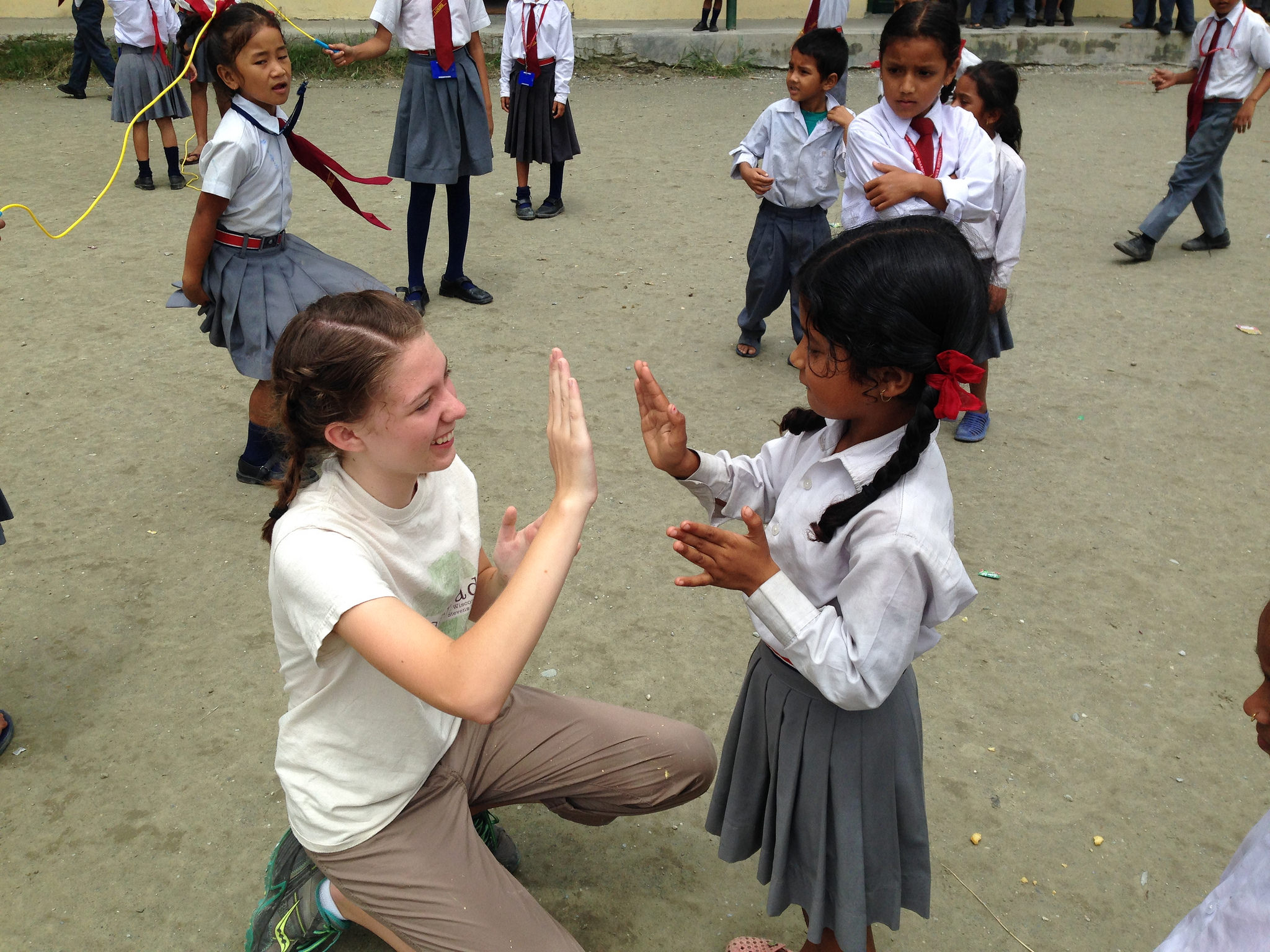 Nepal is a top location for our community development projects