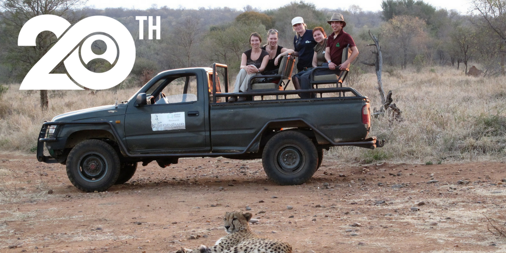Finding My Natural Habitat   Q&A With Leah Brown, South African Wildlife Project Base Manager