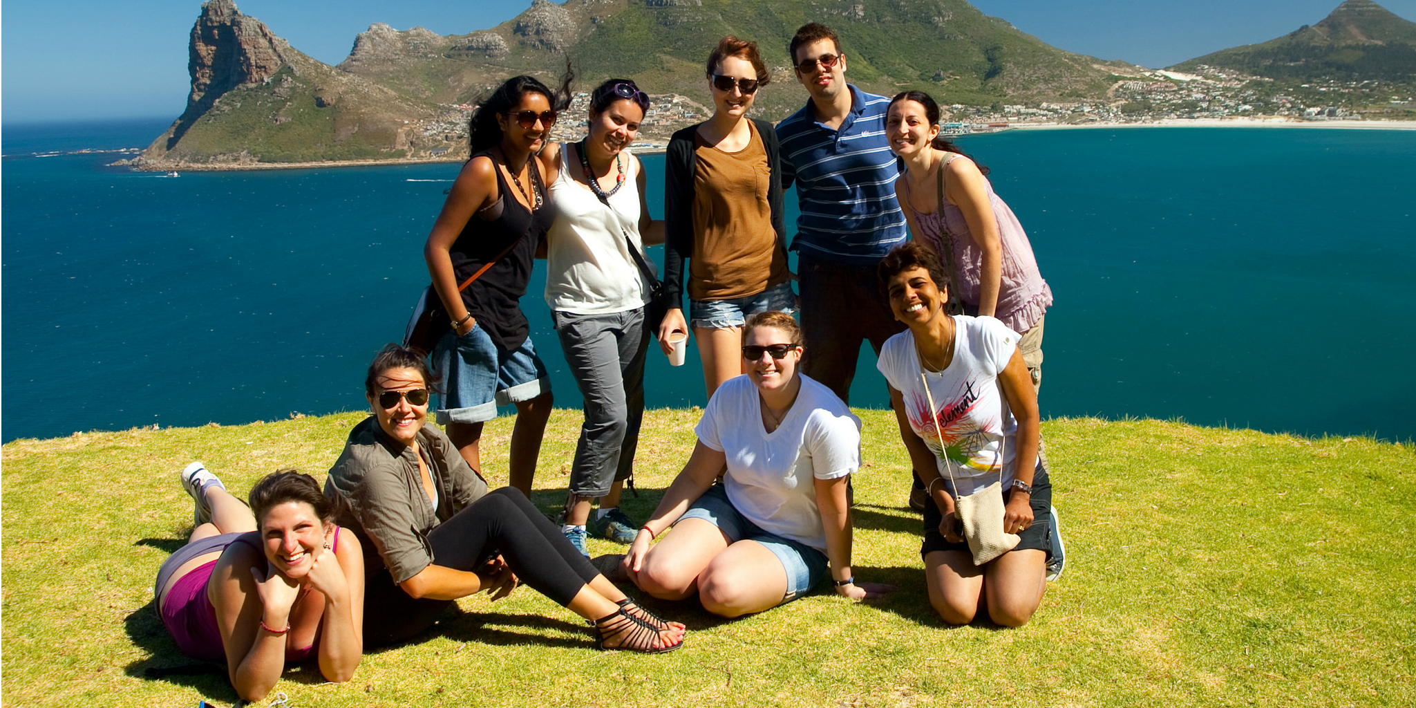 Make international friends on a gap year abroad.