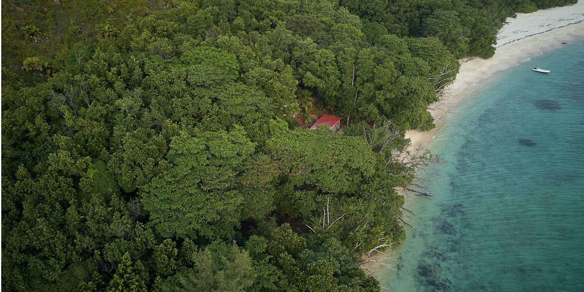 seychelles conservation program