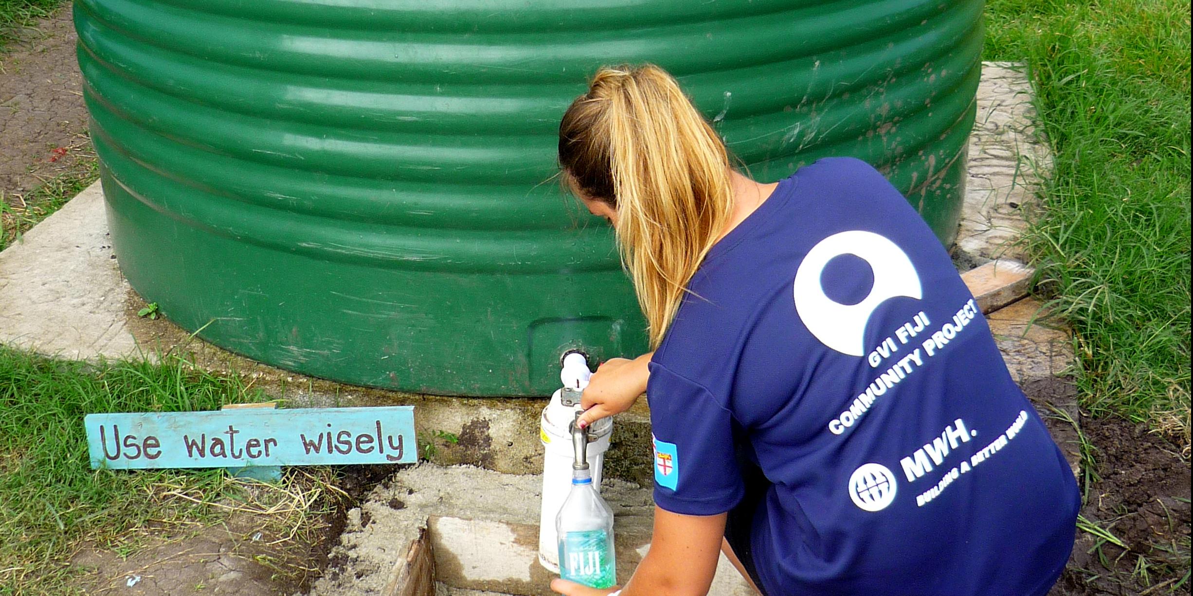 water security fiji