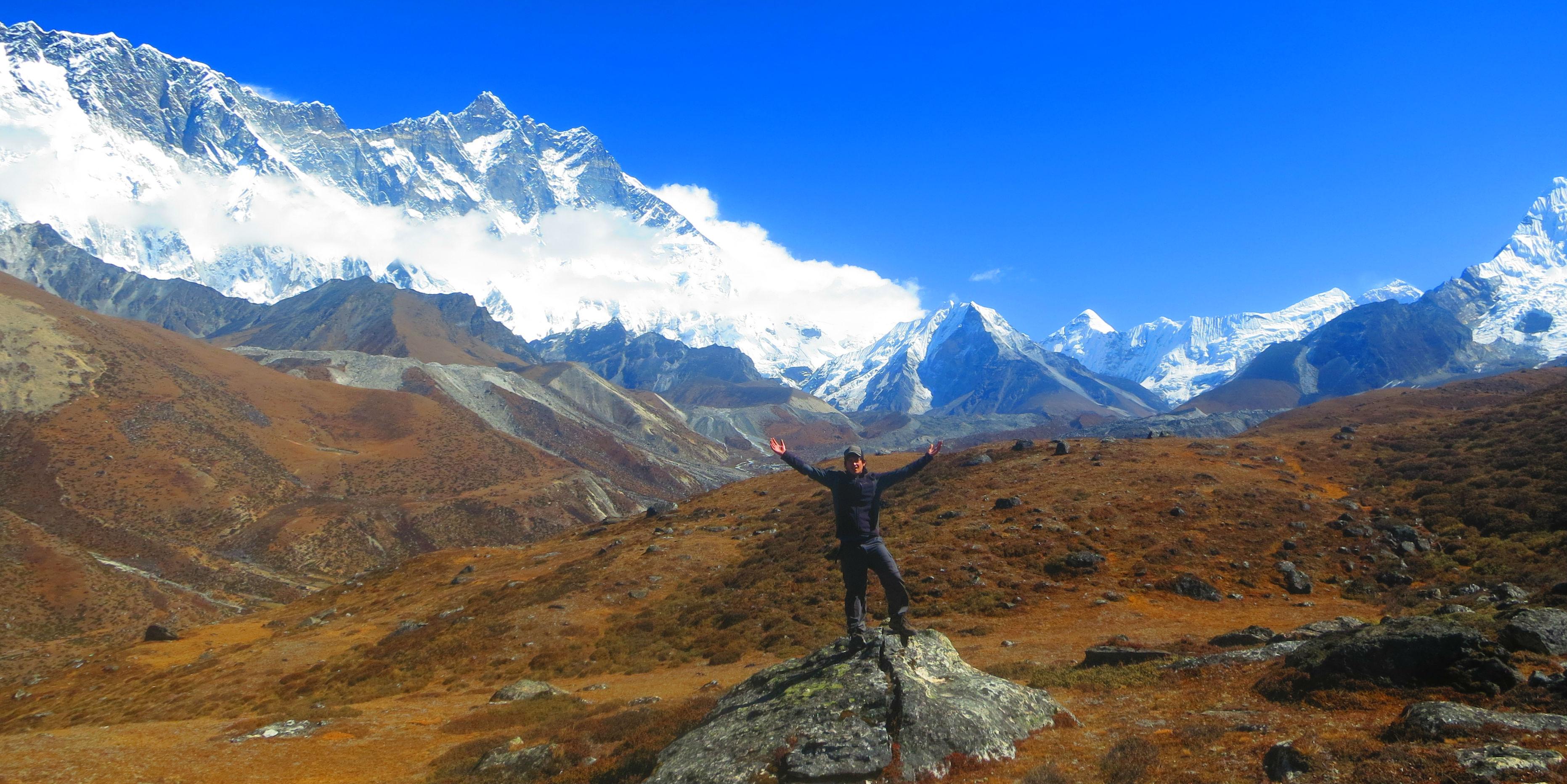 Nepalese Landscape