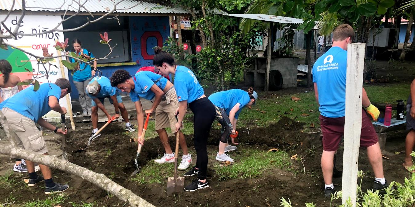 Youth Volunteer Opportunities