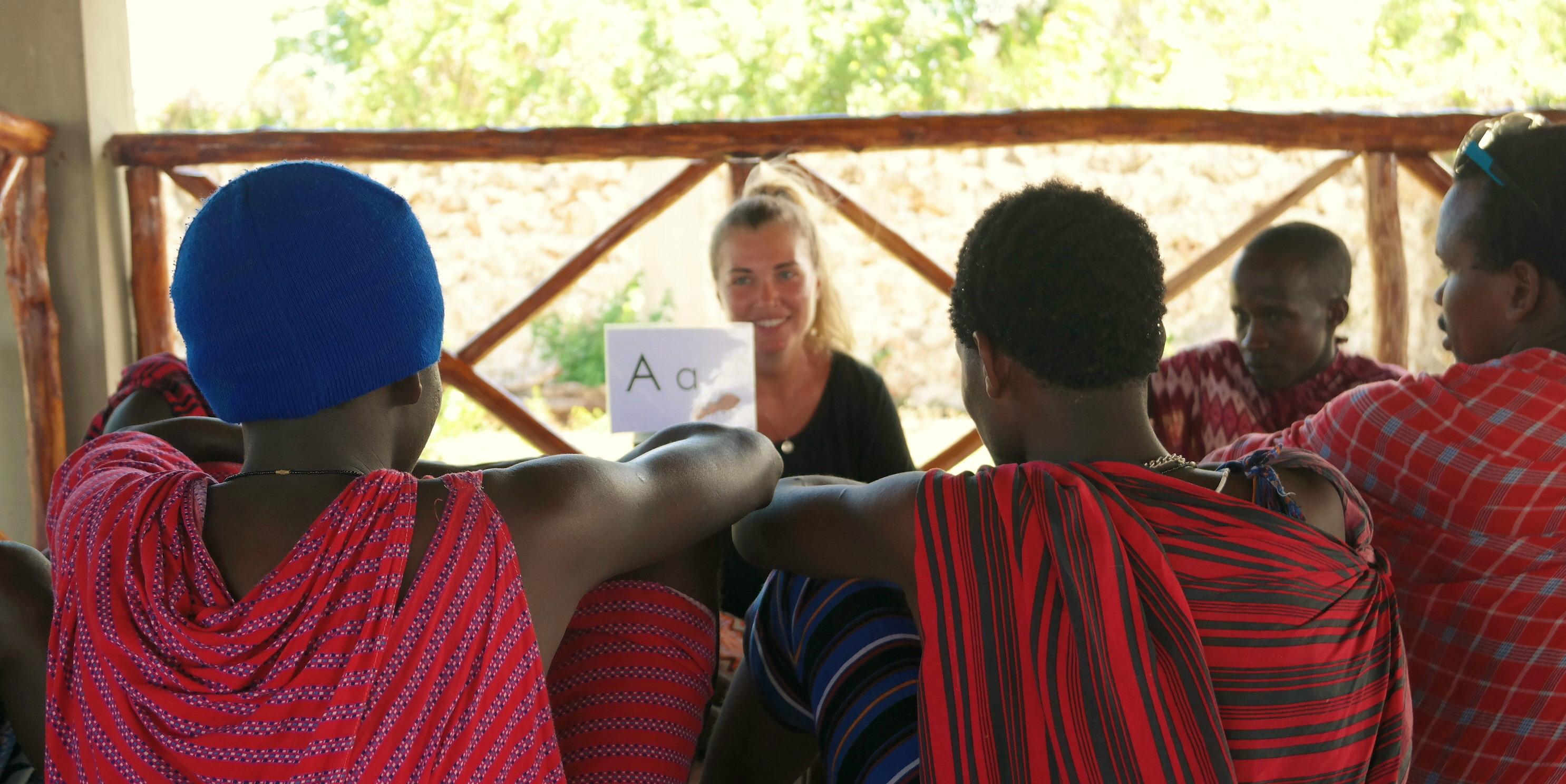 volunteer in tanzania