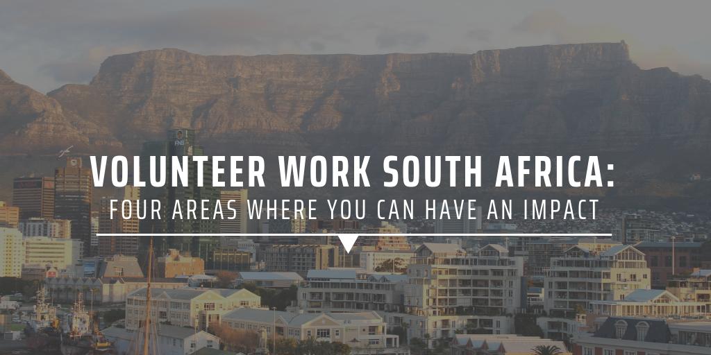 volunteer south africa