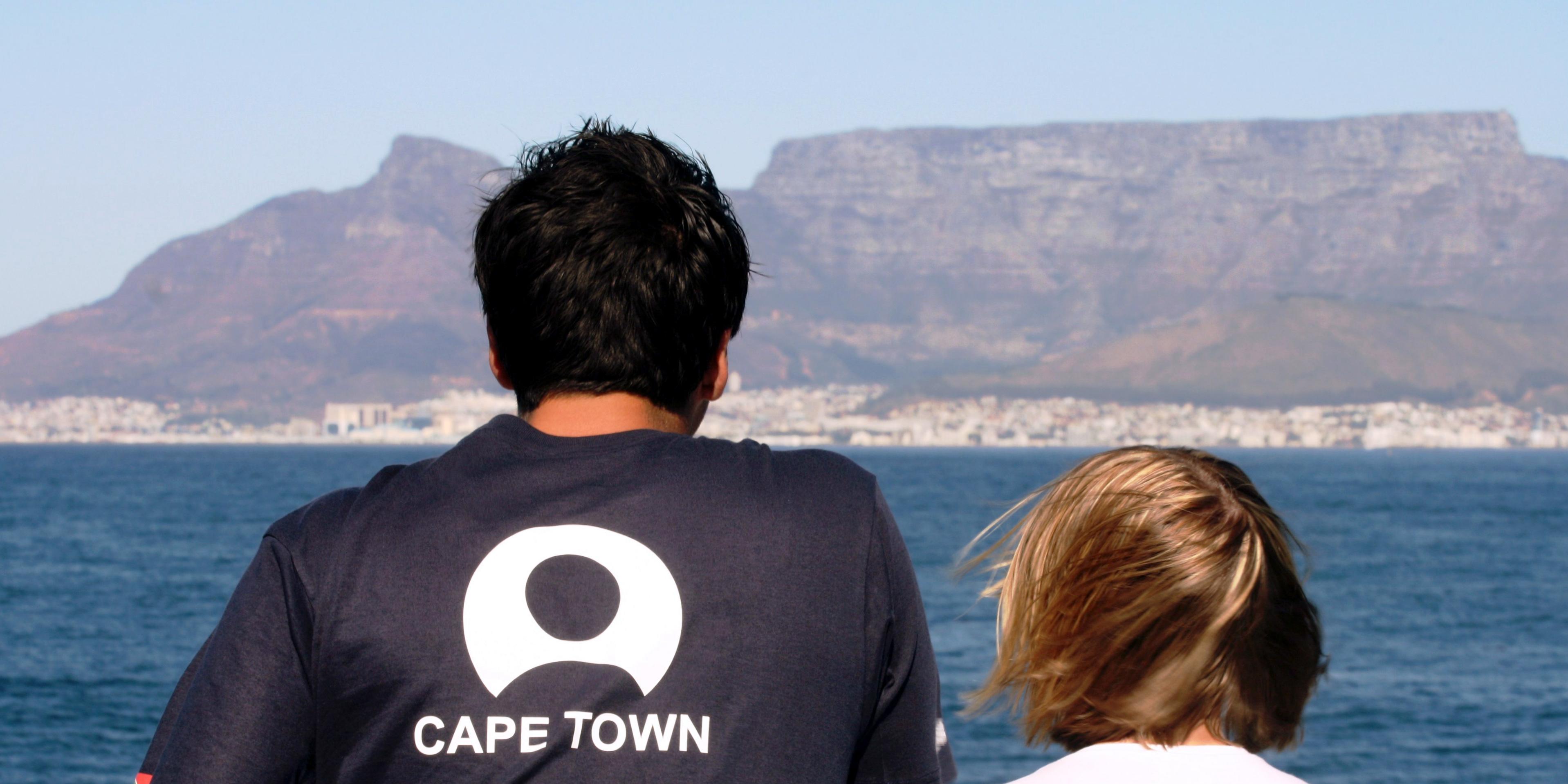 volunteer in cape town