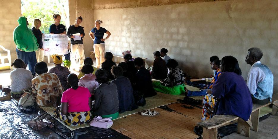 volunteer abroad zambia