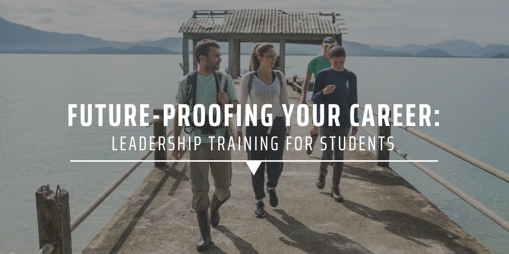 Leadership training for students