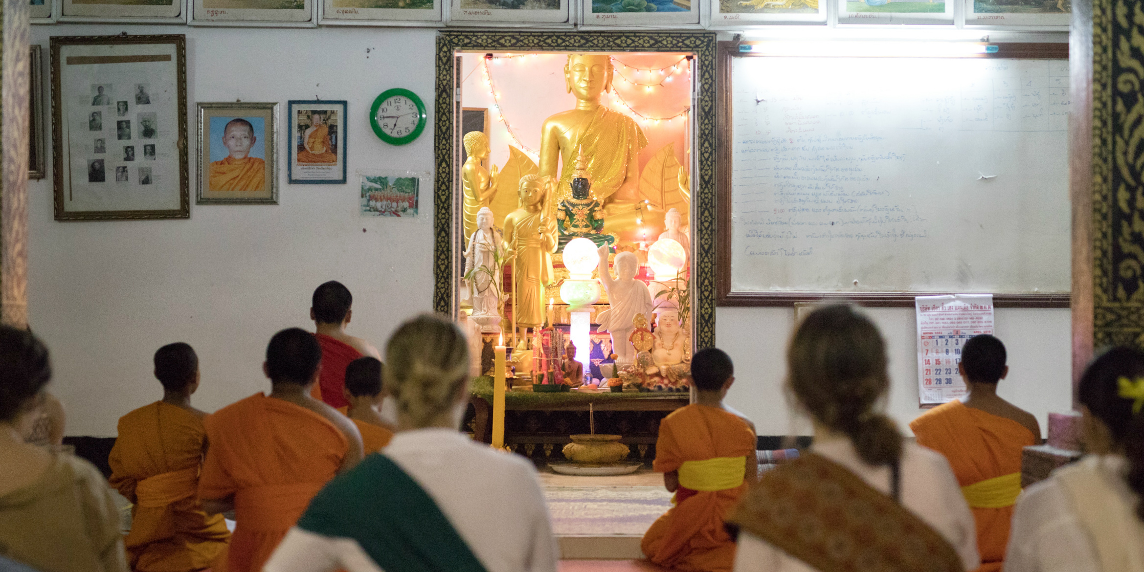 GVI interns learn about Laos culture while teaching abroad   donate or volunteer