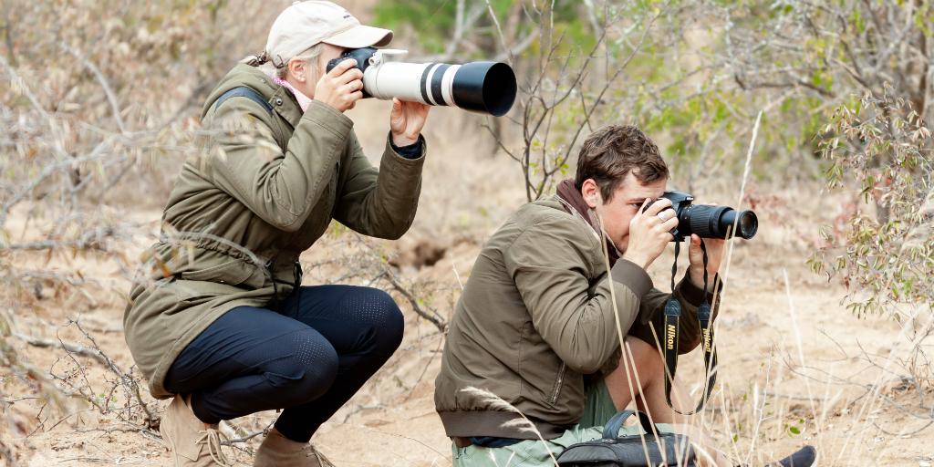 Make an impact on your career break with GVI. Safari adventures are a perfect career break idea