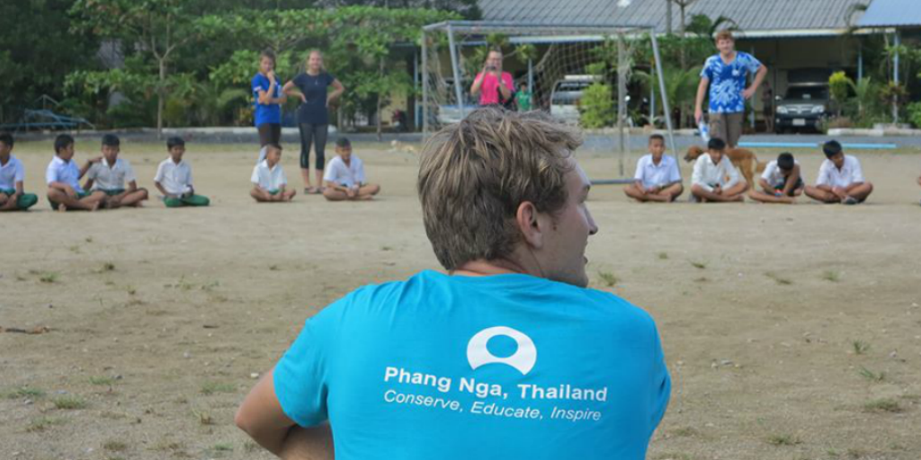 Join us for one of our GVI volunteer opportunities in Phang Nga, Thailand.