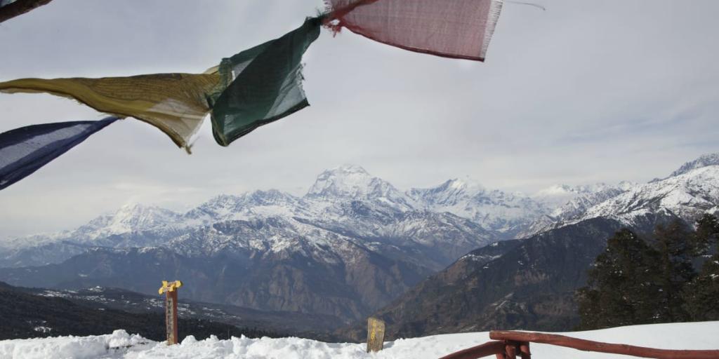 GVI Everest Base Camp in Nepal
