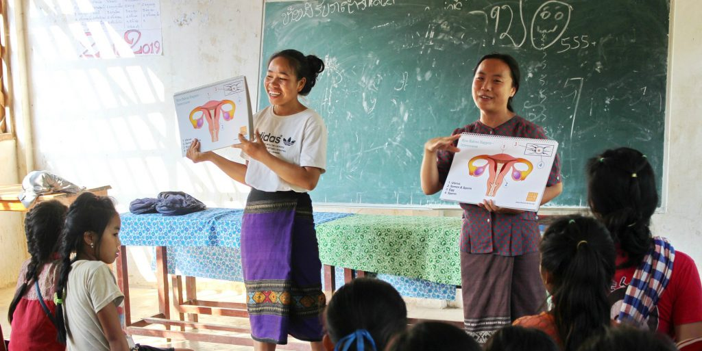 Providing women empowerment education classes can contribute to a few global critical issues