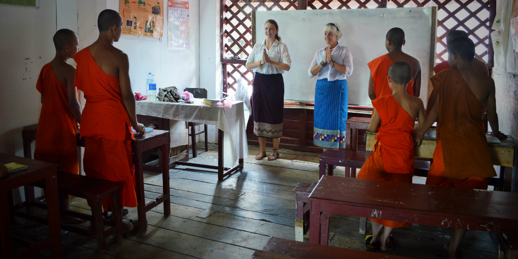 Use your adult gap year to immerse yourself in a new culture