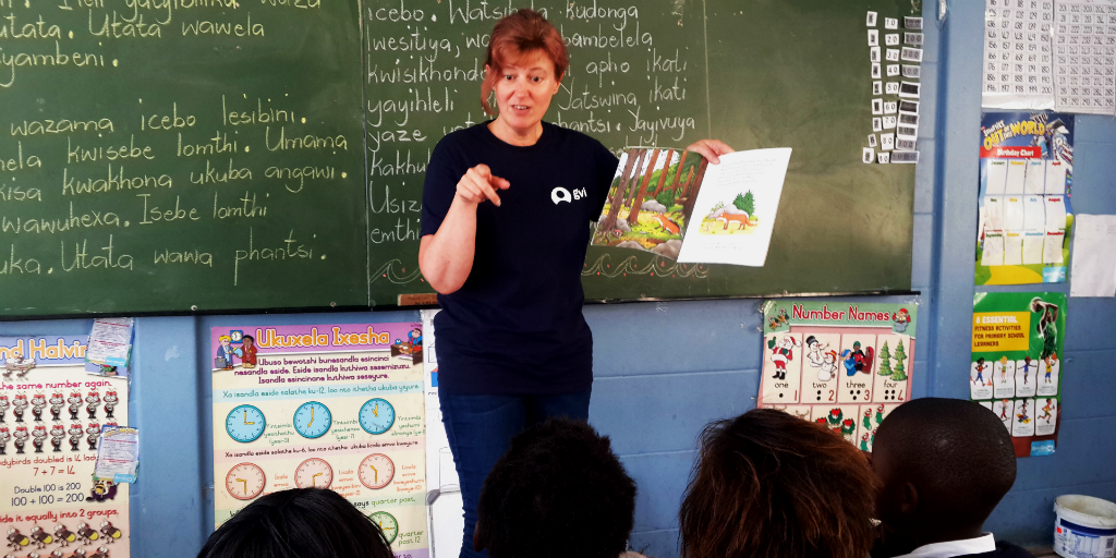 Teaching is the perfect gap year for older adults