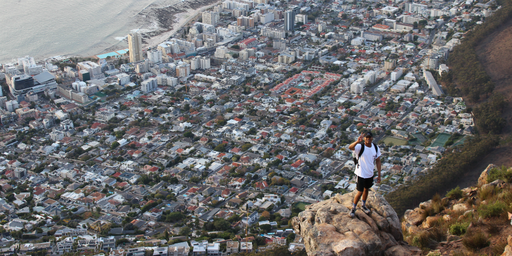 Is reaching the top of table mountain on your bucket list?