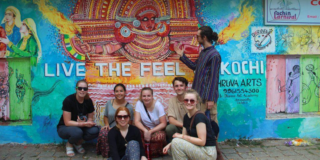 India summer volunteer programs in Kochi, India.