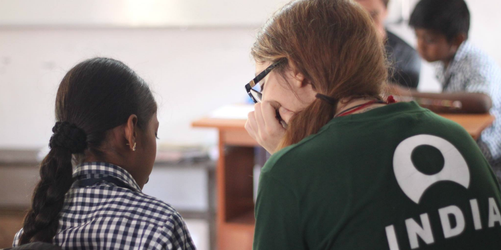 Volunteering during your gap year shows that you have experienced education outside of the classroom