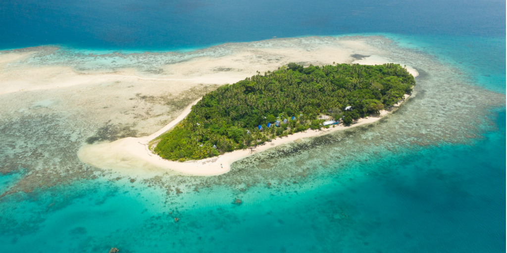 In order to conserve the beautiful islands of the world, it's important to contribute to efforts in combating climate change