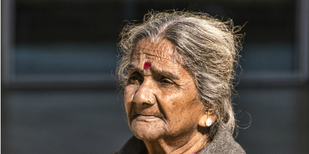 The bindi is part of Indian cultural heritage.