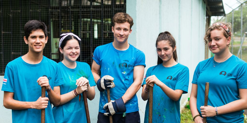 Read about the benefits of volunteering.