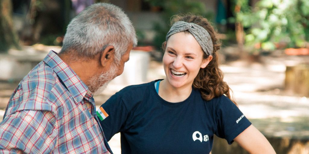 Find out what solo travel teaches you when you volunteer abroad.