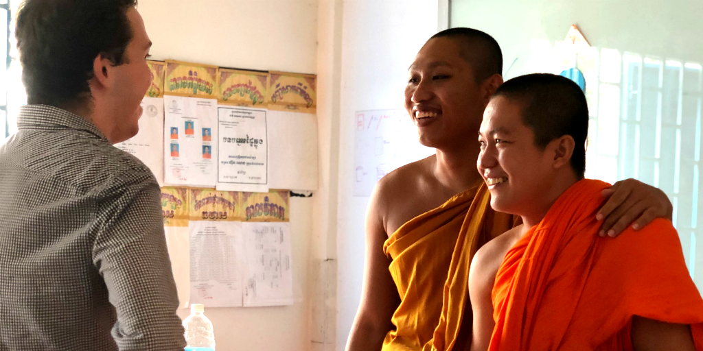 Get to know the lao culture better through language immersion when you volunteer in laos
