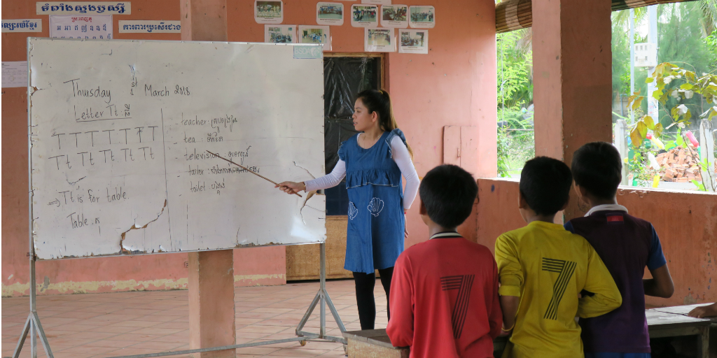 Some TEFL providers offer a practical element to lay the foundations for your TEFL-teaching career.