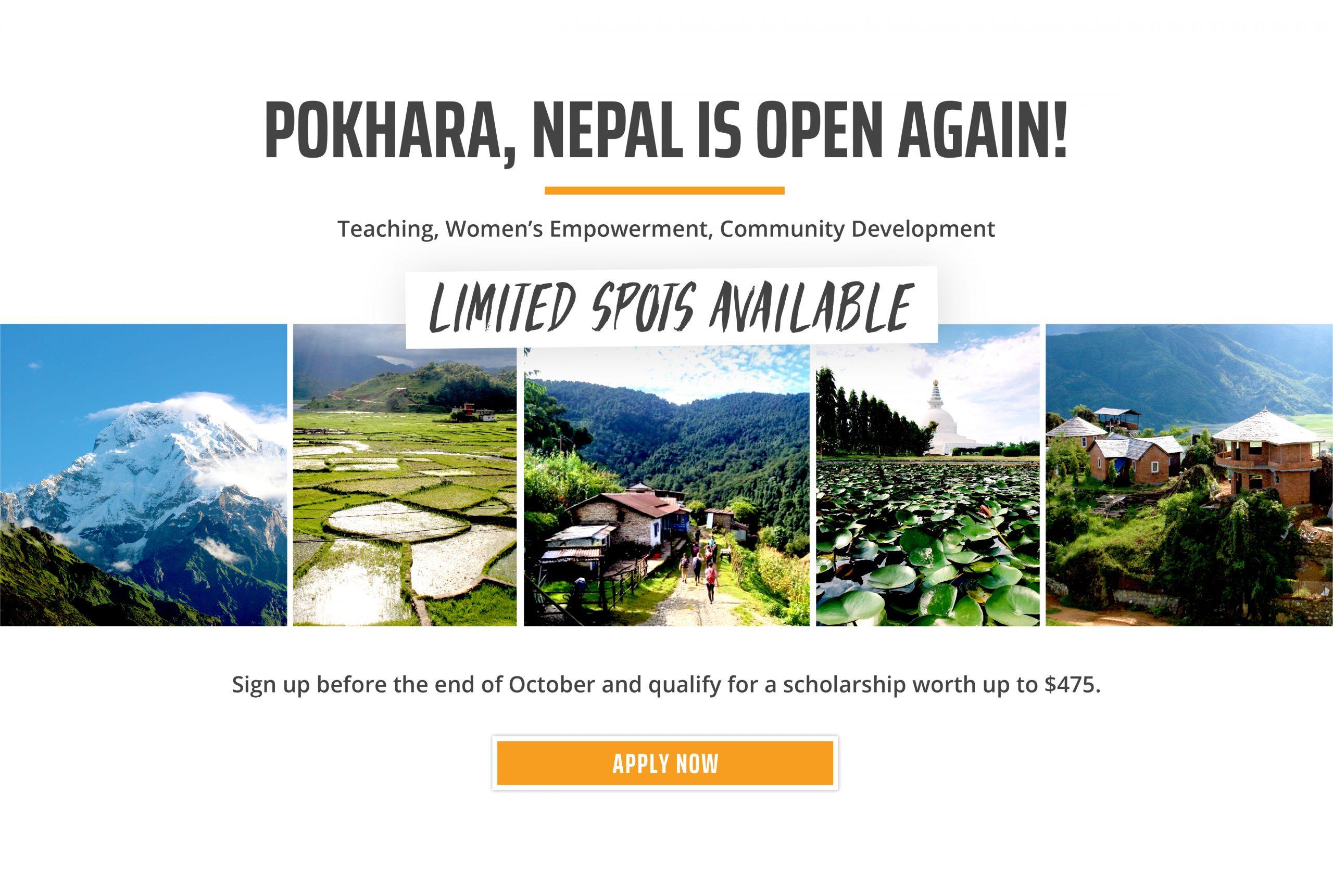 USA Nepal Reopening