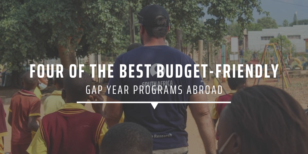 Four of the best budget-friendly gap year programs abroad